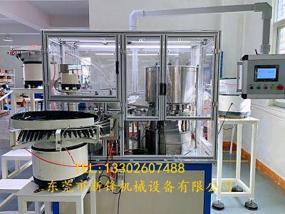 全新一代乳液泵高速组装机