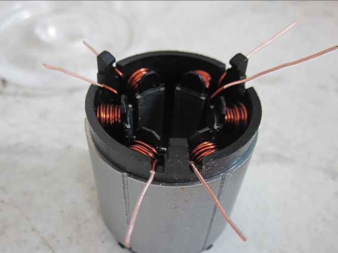 XL-96B四爪式漆包线刮漆机