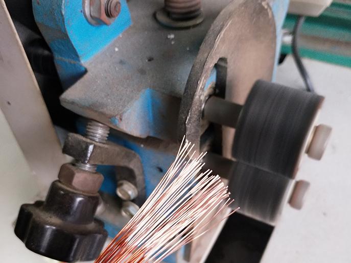 XL-91漆包线钢丝剥漆机