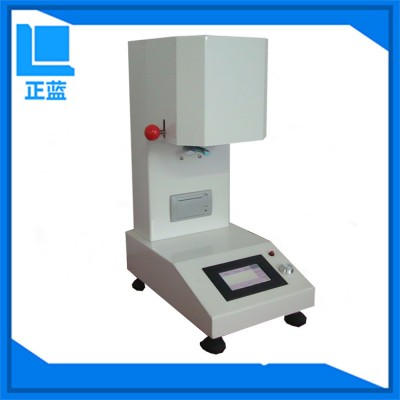 熔融指数试验机熔体流动速率仪塑料颗粒熔指仪 PVC塑料熔指测试仪